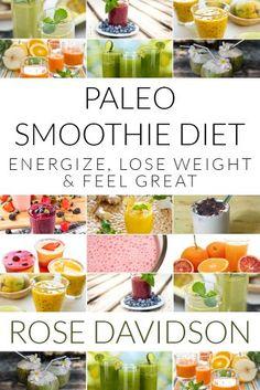 delici food, paleo recipes diet, weight, paleo diet smoothies, simpl healthi, smoothie diet, smoothies healthy diet, healthi paleo, paleo smoothie