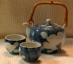 Vintage Japanese Tea Pot...