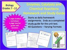 biology 101 study guide