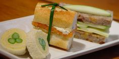 Afternoon Tea Menu - links to 15 teatime recipes