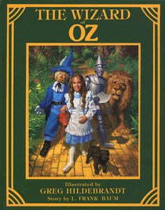 Wizard of Oz, Greg Hildebrandt
