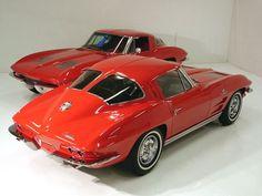 1963 classic corvette pictures - Google Search