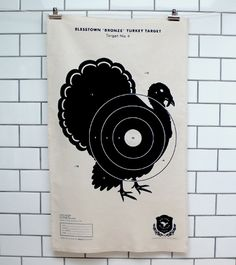 target practice, target towel, practic towel, thanksgiving activities, tea towels, teas, target tea, turkey target
