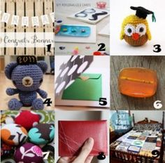 Link Love: Graduation Crafts