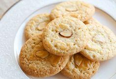 Nutrição Funcional - Biscoitos de amêndoa e coco