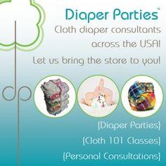 Diaper Parties