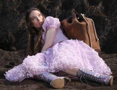 Alice in wonderland new TV show.  I like it, so it will probably be canceled
