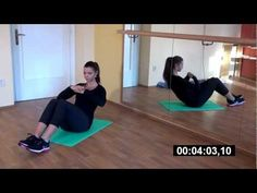 Insanity Workout Day 6 - Cardio Abs Full Video