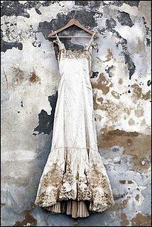 Pretty Vintage gown