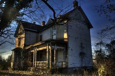 Abandoned Victorian Mansions | Abandoned House - Northern Virginia | Flickr - Photo Sharing!
