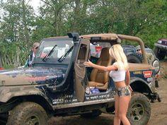 Nice ass...Jeep!