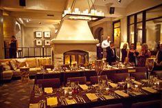 Tired of the same old ballroom setup for your #wedding? Try Park Hyatt Beaver Creek's Private Dining Room!