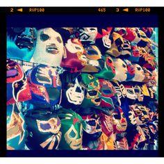 La Quebradora: lucha libre in contemporary Mexican art. San Francisco Mission Cultural Center for Latino Arts