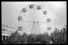 Ferris Wheel, Coney Island. 1910.