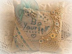 So Many Memories: Be Yourself...A New Sachet
