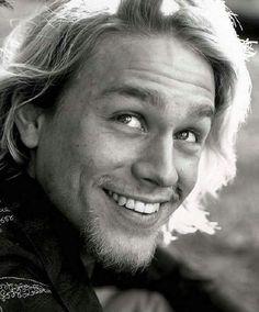 charli hunnam, beautiful smile, dream about charlie hunnam