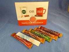 Free Nescafe Sample Pack