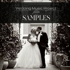 Plan your Wedding Music in 20 minutes! ~ with these short samples of 70+ #WeddingSongs  More wedding music ideas: http://www.weddingmusicproject.com/wedding-music-samples/ + http://www.weddingmusicproject.com/ http://www.weddingmusicproject.com/ceremony-music/wedding-hymns/ http://weddingmusicproject.bandcamp.com/album/wedding-processional-songs-for-brides-bridesmaids