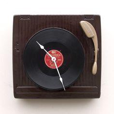 Record Clock.