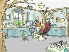 The Berenstain Bears - Visit The Dentist (2-2)