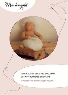 Doll Hair E-Book