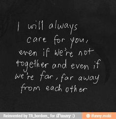 I will always care / iFunny :)