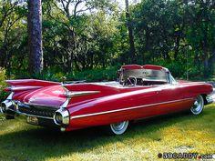 1959 Cadillac auto obsess, ride, 59 caddi, classic cars, automot bliss, klassisch automobil, 1959 cadillac, awesom car, dream car