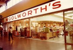 Woolworth's love...