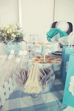 Peter Rabbit Themed 1st Birthday Party