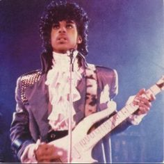 prince 80s fashion - one of the style icons who pushed fashion androgyny movement with clothes being more costume like