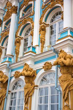 Catherine Palace - Russia