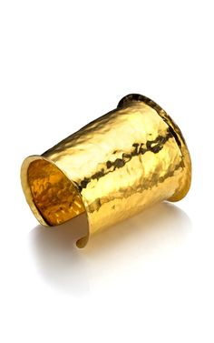 Karry'O Hammered Gold Cuff