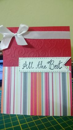 ... welcome on Pinterest   Farewell Card, Goodbye Cards and New Home Cards