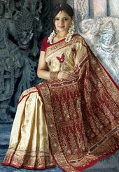 http://www.utsavfashion.com/store/sarees-large.aspx?icode=DFO2870  South Indian Sari