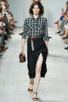 Michael Kors Spring 2015. Serenity now!