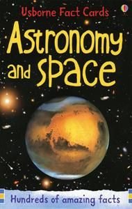 Usborne Books & More. Astronomy and Space Fact Cards