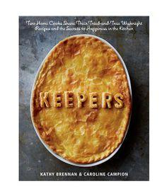 Keepers cookbook