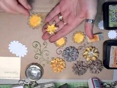New Flower Tutorial - jennings644, REALLY want to make these!!
