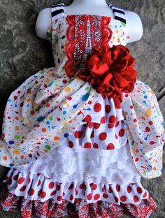 adorable little girls dress