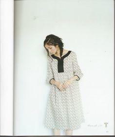 Womens Dress Sewing Pattern, PDF format. $2.50, via Etsy.