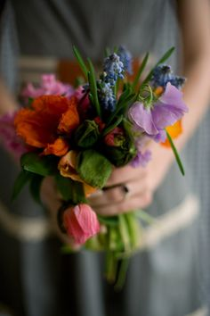 Gorgeous Flowers (Photograph: Lisa Warninger / Styling: Chelsea Fuss)