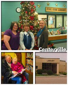 Centerville Library Star Library Award Winner 2013 #SDSLCornerstone