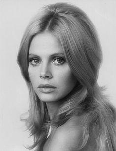 Britt Ekland's hair - 1971