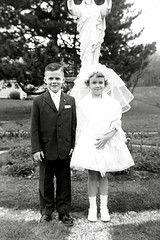First Communion, circa 1958