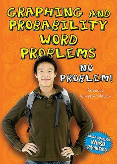Graphing and Probability Word Problems: No Problem! (Math Busters Word Problems) by Rebecca Wingard-Nelson