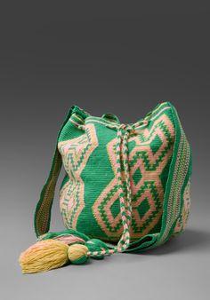 // Wayuu bags (mochila, colombia)