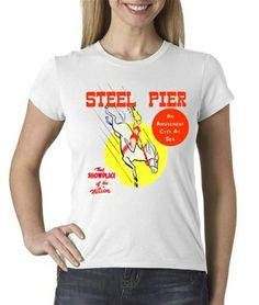 Atlantic City Steel Pier Diving Horse - RetroPhilly.com