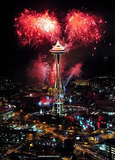 Space Needle Seattle Seattle I miss you!!!