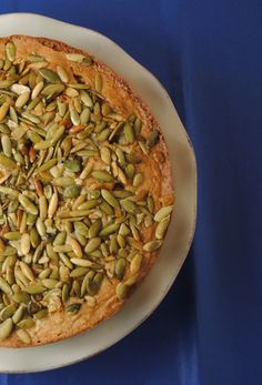 Key Lime Cake with Pepitas (Recipe from Chef Rick Bayless) - What a ...