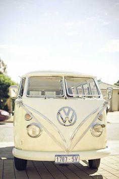 Vintage VW Vans!
